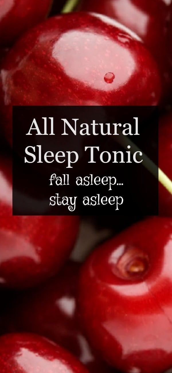 All nautrual sleep tonic