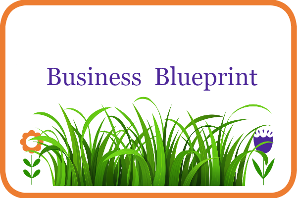 Get your copy of Business Blueprint and be successful