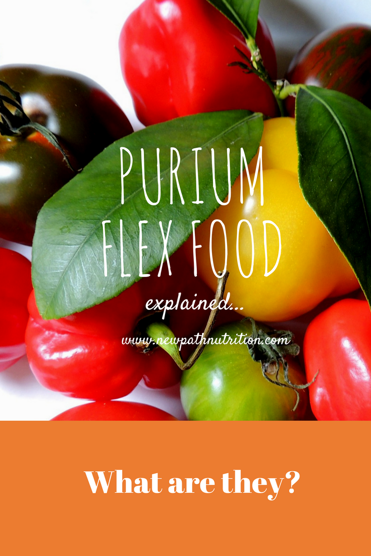 What are the Purium Flex Foods?