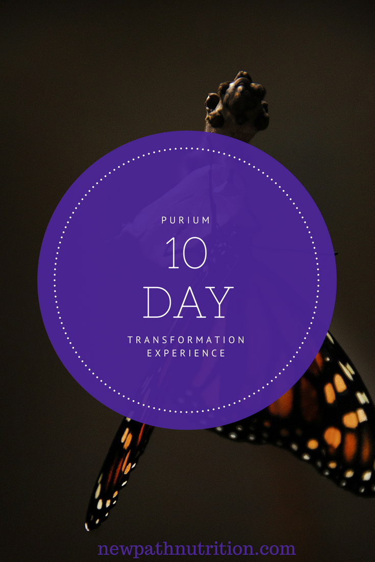 10 day transformation a unusual experience