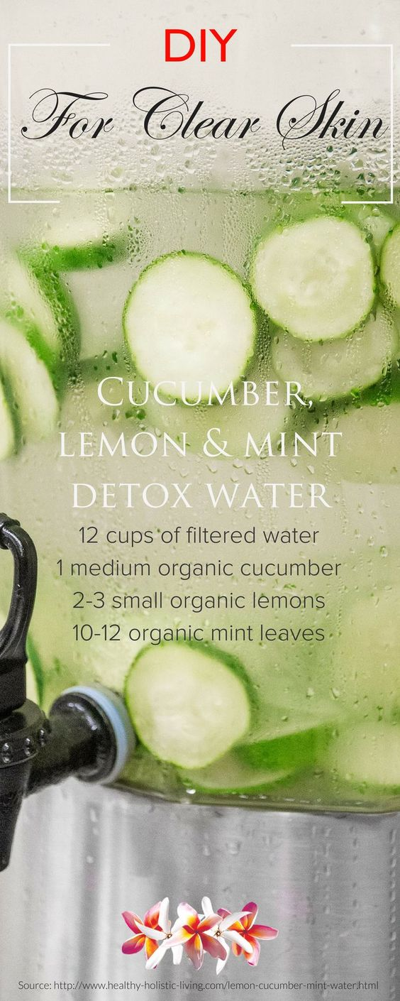 Best Detox Cleanse - DIY Skin Cleanse