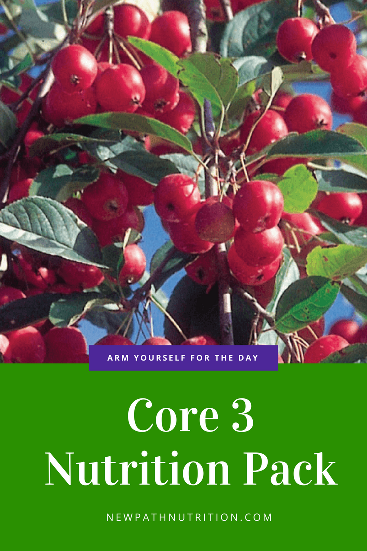 Apothe Cherry part of the Core3 mix