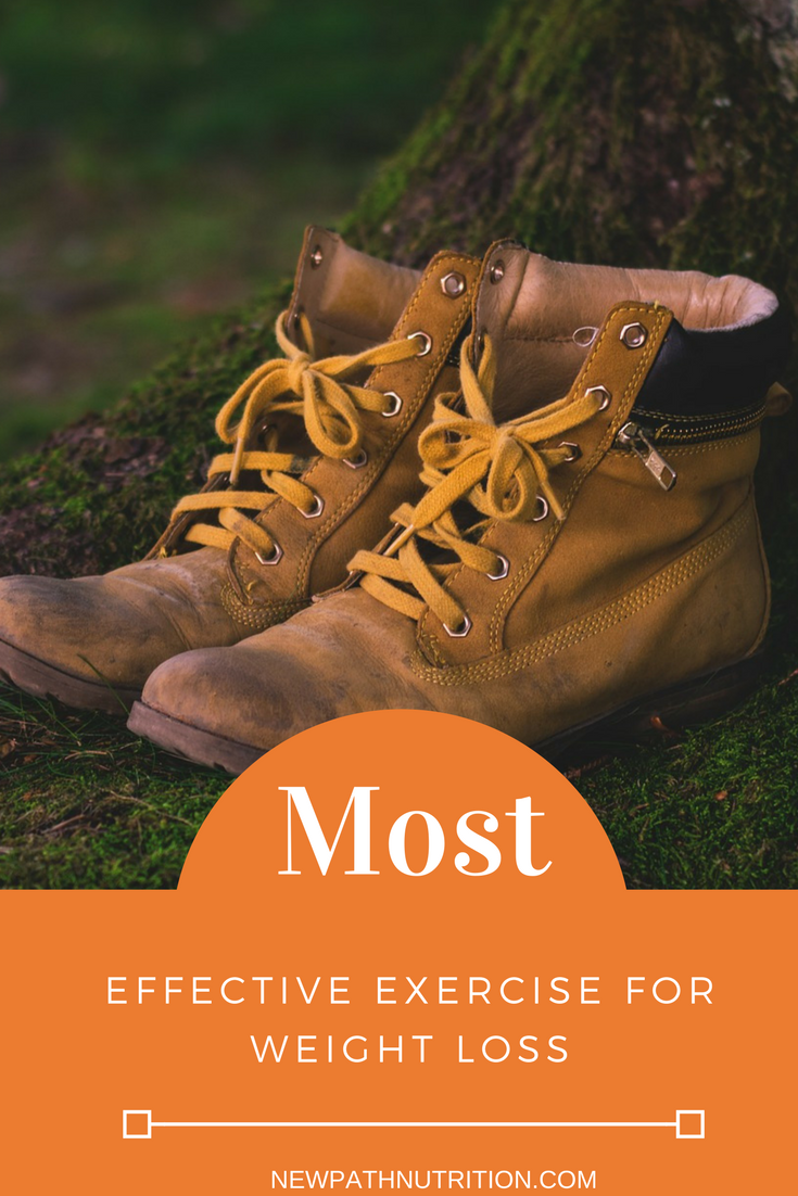 The most effective exercises for weight loss