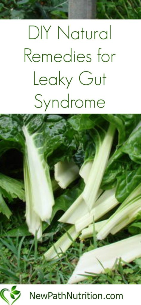 DIY natural remedies for leaky gut syndrome