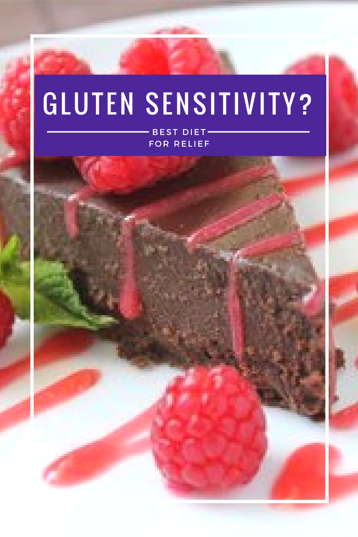 gluten free sensitivity diet cheese cake