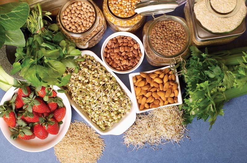 top gluten free foods
