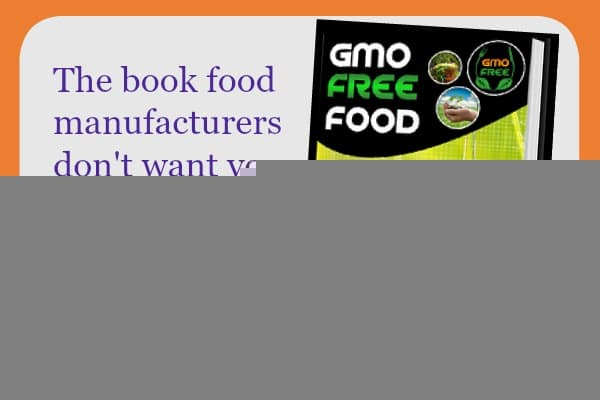 get the book food manufacturers don't want you to read