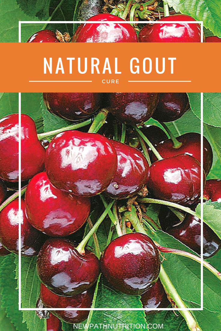 Natural gout cure