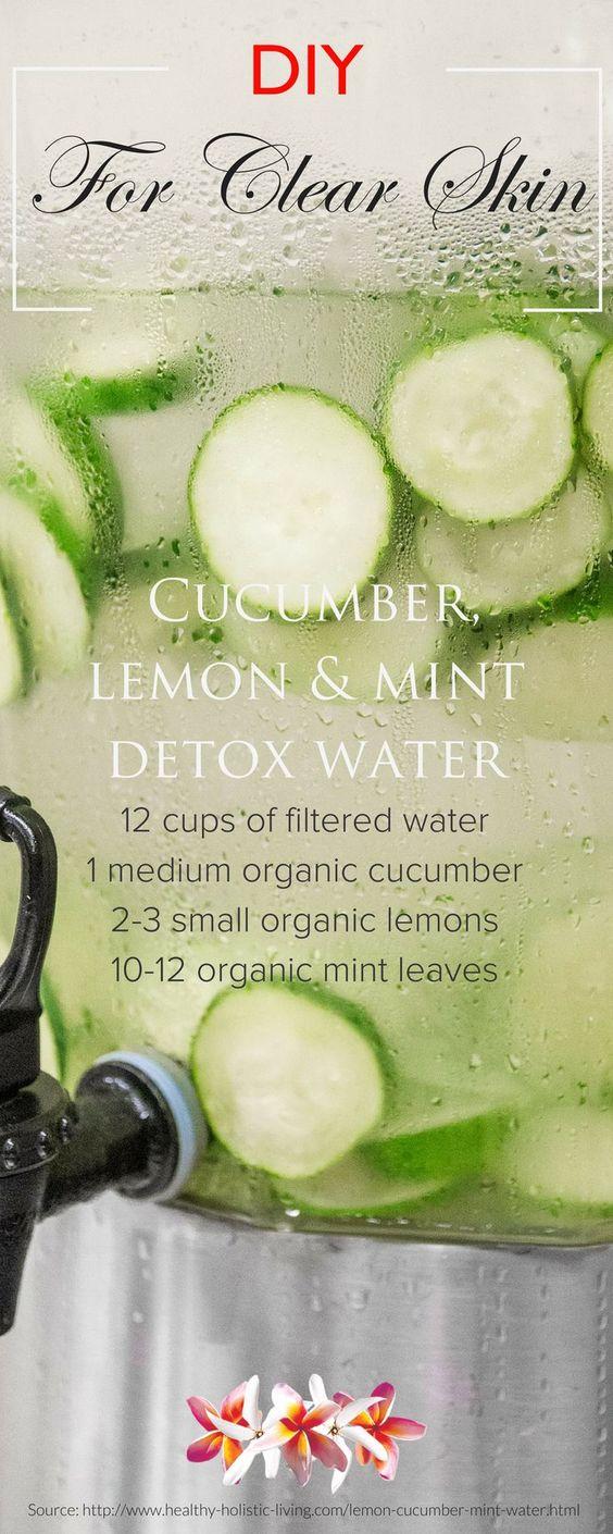 Best Detox Cleanse - DIY Skin Cleanse