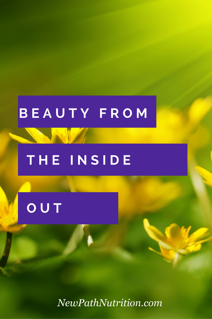 bio beauty from the inside out