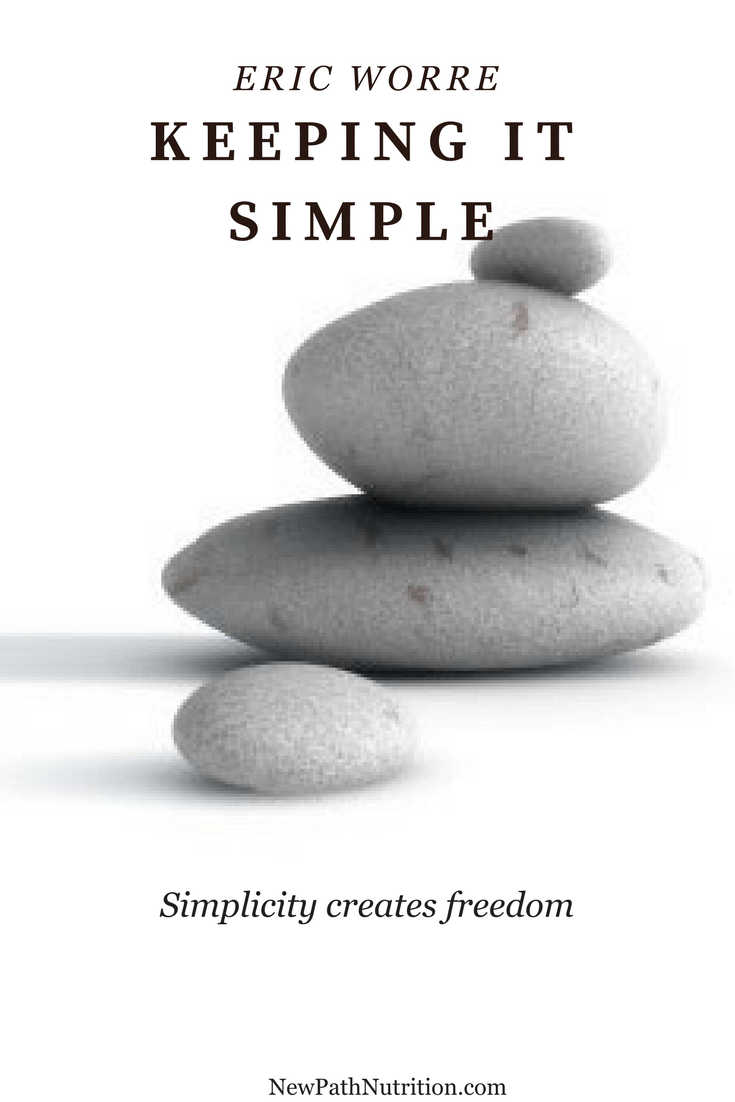 Eric Worre - keeping it simple