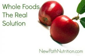 whole food real solution